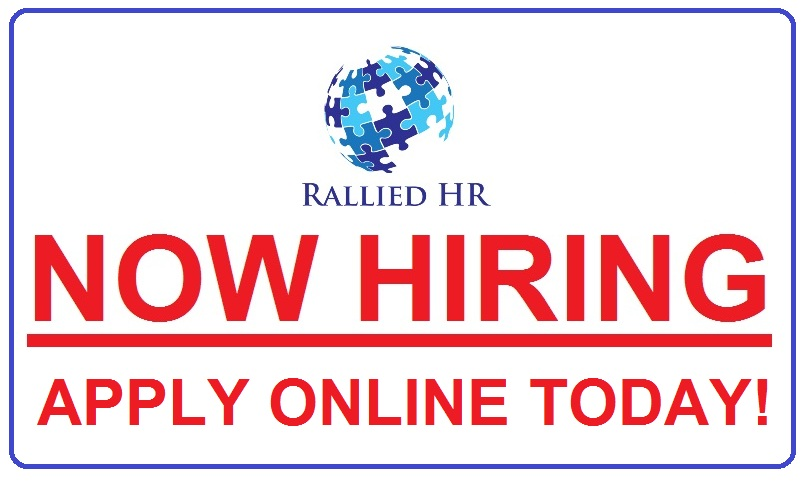 WE ARE URGENTLY HIRING! - Rallied HR